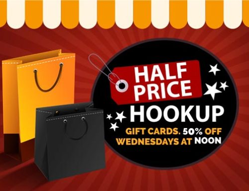 Half Price Hook Up