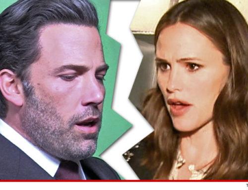 Ben Affleck, Jennifer Garner Getting Divorced