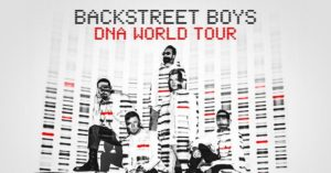 Backstreet Boys @ Sprint Center