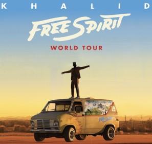 Khalid @ Sprint Center