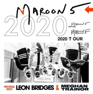 Maroon 5 2020 Tour w/ Meghan Trainor @ Sprint Center