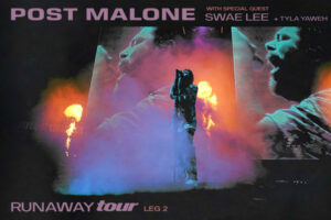 Post Malone w/ Swae Lee & Tyla Yahweh @ Sprint Center
