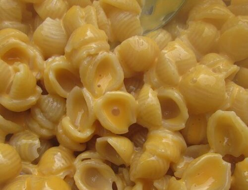 Mac and cheese…for breakfast?!?!?
