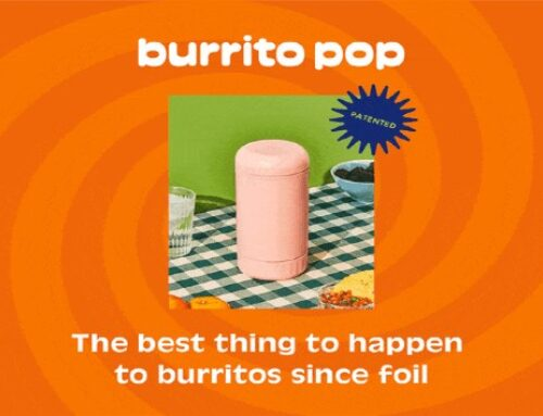 Burrito Pop: great invention or GREATEST INVENTION
